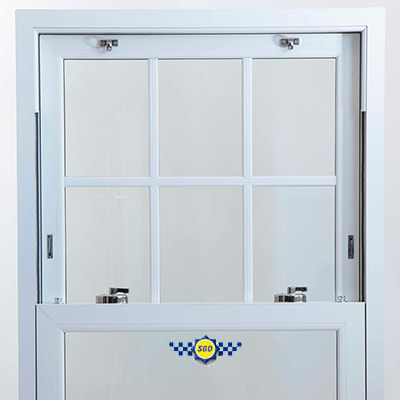 Secured by Design sash window