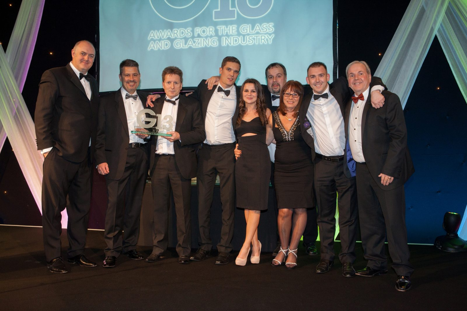 Roseview at the G13 awards